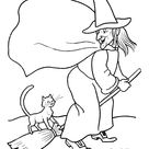Halloween Coloring Sheets - Free and Printable!