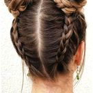 20 Stylish Bun Hairstyles To Try In 2021
