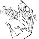 Spiderman Web Coloring Page | Free coloring pages printable for kids and adults - COLORINGDOO