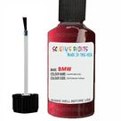 Bmw 5 Series Calypso Red Code 252 Touch Up Paint Scratch Stone Chip   Touch Up Paint 30ML Bottle