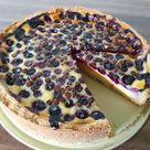 Glutenfreier Blaubeer-Schmand-Kuchen von Red-Minnox | Chefkoch