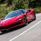 2020 Ferrari SF90 Stradale Front Wallpapers (8) - NewCarCars