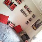 Thème Londres & New York pour la chambre de ma fille ☆☆☆