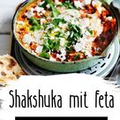 Shakshuka mit Feta Rezept - FIT FOR FUN