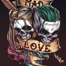 Harley Quinn And Joker Art IPhone Wallpaper - IPhone Wallpapers