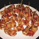 Bacon Wrapped Weenies