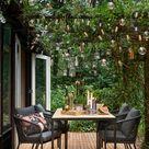 KARWEI   Klaar voor zwoele zomeravonden met de mooiste tuintafels