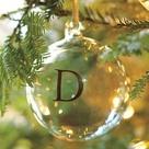 Glass Ornaments