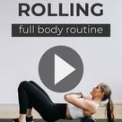 8 Best Foam Roller Exercises (How To Video)   Nourish Move Love