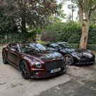Bentley & Porsche | Follow Me For More