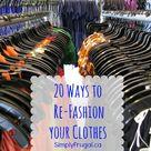 Refashioned Clothing