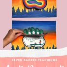 Seven Sacred Teachings/Social Emotional Learning - Courage