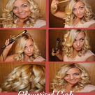 Curl Hair Tutorials