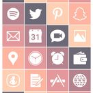 iOS Icon Lifetime All Access Pack   Boho Neutral iPhone IOS14 App Icons Pack   Aesthetic Home Screen   Widget   Widgetsmith   30 Icons