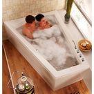 OTTOFOND Badewanne »Galia II«, für 2 Personen, mit Fußgestell online kaufen   OTTO
