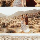 Desert Wedding Inspo