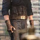Captain America Steve Rogers - Chris Evans