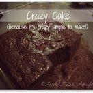 Crazy Cake Recipes