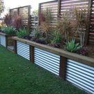Metal Planter Boxes