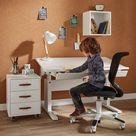 Justerbart skrivebord