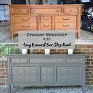 Thrifty Dresser Makeover - Evolution of Style