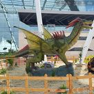 Animatronic Adult Green Dragon-DRA018