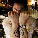Keanu Reeves Tattoos