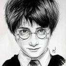 Harry Potter by MatyldaSzytula on DeviantArt