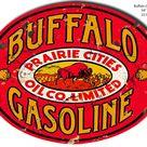 Buffalo Motor Oil Vintage Reproduction Gasoline Large Metal Sign 26×34 RVG111-34