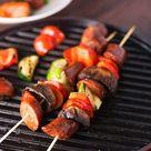 Sausage Kabobs