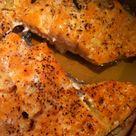 Frozen Salmon