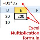 Here's How to Easily Multiply Numbers in Excel