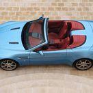 Aston Martin V8 Vantage Roadster 2007 2018