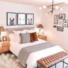 All the bedroom inspiration you need to create a lovely bedroom. This board is filled with bedrooms in all styles, whether it's bohemian or Scandinavian, you can find it here. bedroom colors, bedroom aesthetic, bedroom paint colors, bedroom ideas for small rooms, bedroom inspirations, bedroom decor, bedroom ideas