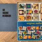 vintage Ravensburger 1974 Original Memory 60557500 complete