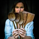 Pure houtwerk   Pascale Naessens