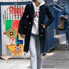 Katie Holmes Just Made Your Old Gap Hoodie Cool Again