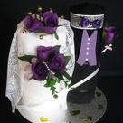 Wedding Towel Cakes