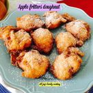 Apple Doughnut