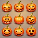Halloween 2013 Pumpkins, Vectors, Posters & Backgrounds You Would Love to Buy