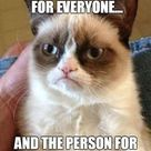 Grumpy Cat Valentines