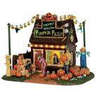 Lemax Spookytown - Spooky Hollow Pumpkin Patch - Stock #54902