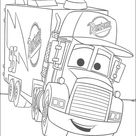 Desenhos para Pintar Carros58