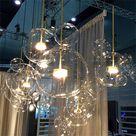 64.0US $ 20% OFF|Aangepaste Woonkamer Kroonluchter Modern Glass Bubble Lamp Kroonluchter Voor Kinderen Kamer Indoor Decor Lichtpunt|Pendant Lights|   - AliExpress