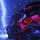 DiRT 5 Race Lightening 4K Ultra HD Mobile Wallpaper