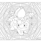 002 Ivysaur Pokemon Coloring Page · Windingpathsart.com