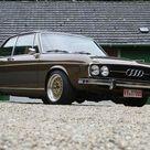 1969 Audi 100 LS