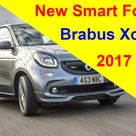 Car Review   New Smart ForFour Brabus Xclusive 2017 Review   Read Newspaper Tv