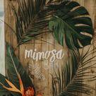 Vibrant Tropical Wedding Ideas