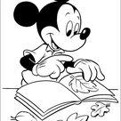 Mickey Mouse Kleurplaten 15